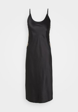 LONG DRESS - Negligé - black insence