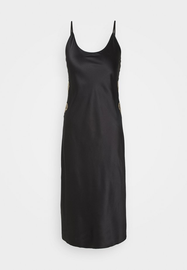 LONG DRESS - Nightie - black insence