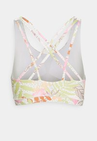 Cotton On Body - STRAPPY SPORTS CROP - Light support sports bra - tropicool multi - 7