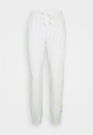 OMBRE - Pantalones deportivos - light grey