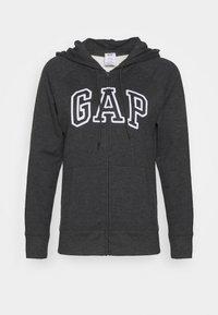 FASH - Zip-up hoodie - grey