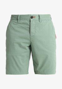 Superdry - INTERNATIONAL CHINO SHORT - Shorts - green tea - 5