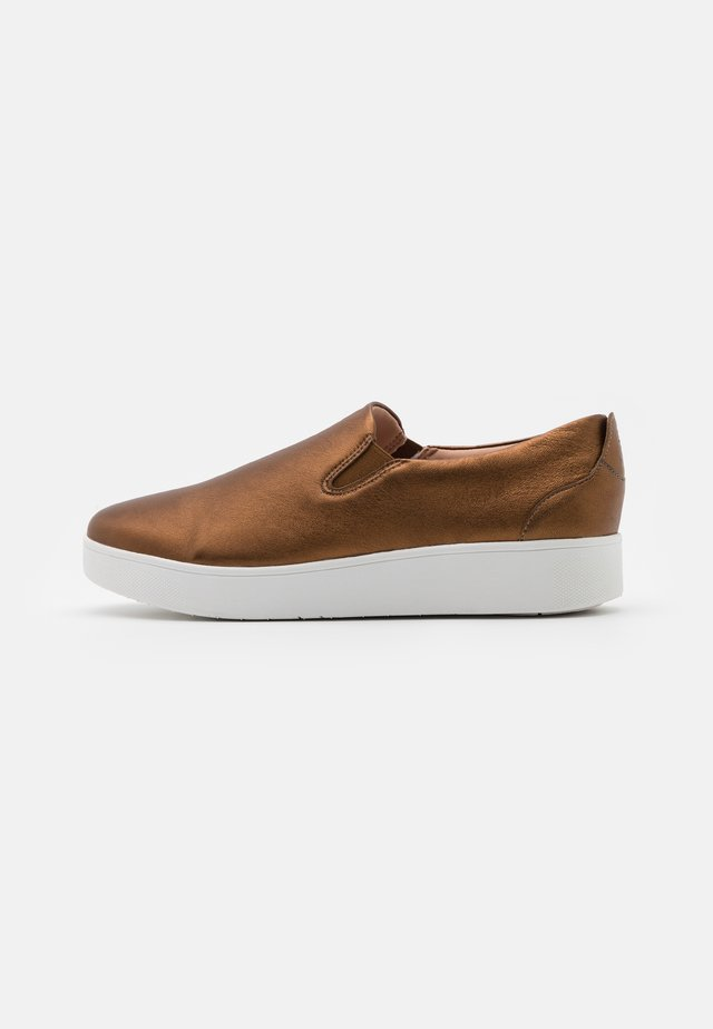 RALLY  - Sneakers basse - bronze