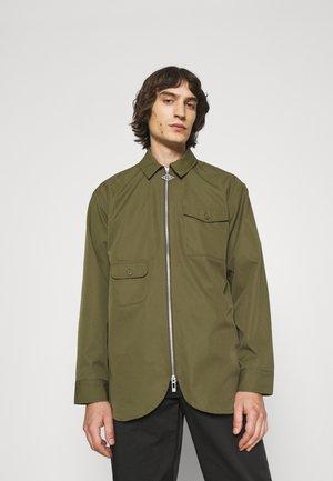 ARMY ZIP - Summer jacket - green