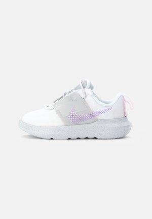 CRATER IMPACT UNISEX - Zapatillas - white/lilac-grey fog-pink foam