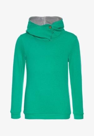 HOODY - Luvtröja - emerald