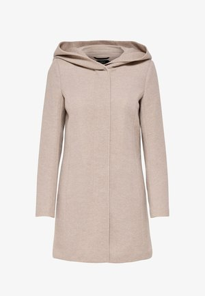 ONLSEDONA - Short coat - light grey