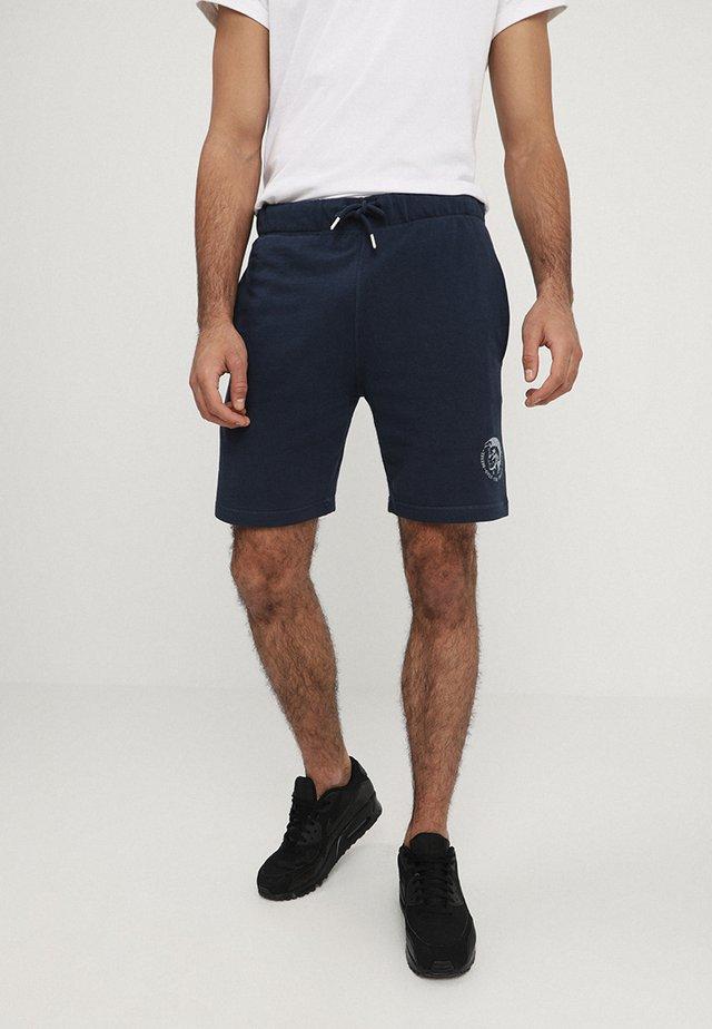 UMLB-PAN SHORTS - Jogginghose - blau