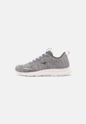 Matalavartiset tennarit - steel grey/lavender