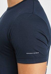Columbia - Print T-shirt - dark blue - 4