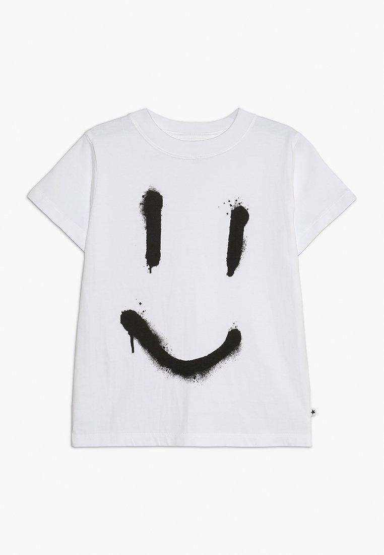 Molo - REEVE - T-shirt imprimé - white