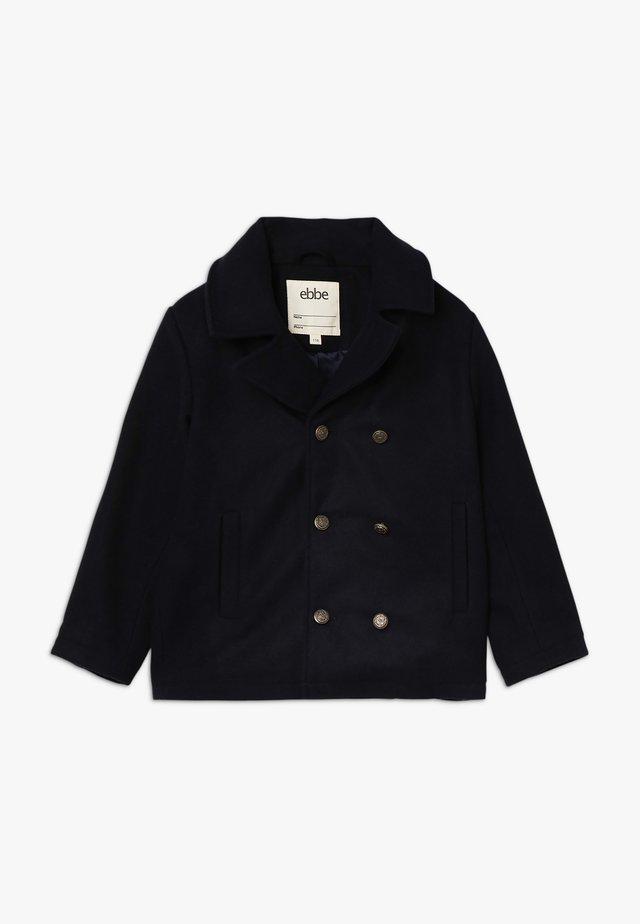 DANTE COAT - Winter jacket - ebbe navy