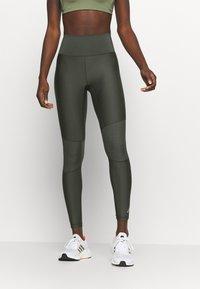 adidas Performance - A.RDY  - Tights - khaki - 0