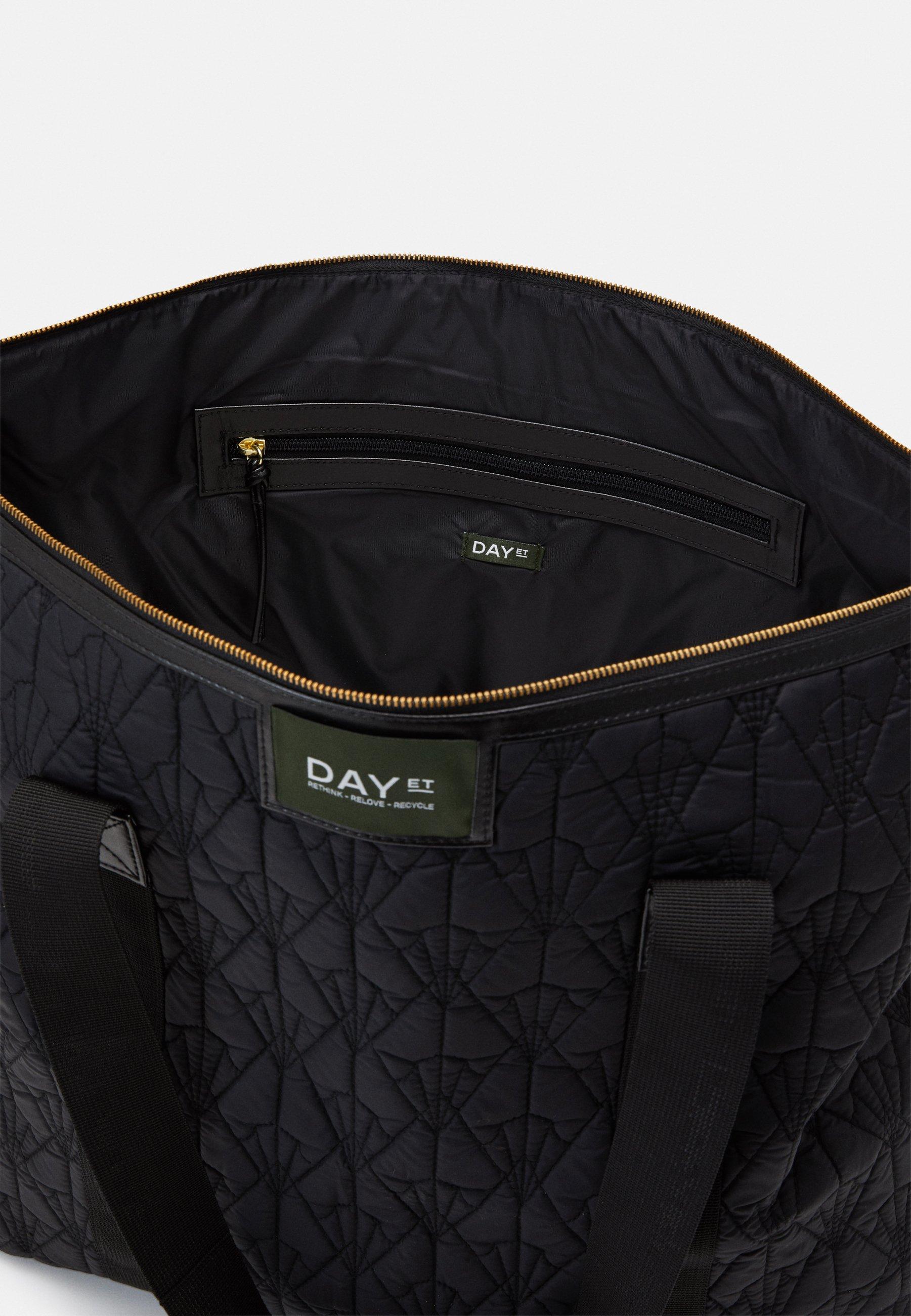 DAY ET GWENETH DECOR BAG - Shoppingveske - black/svart 8gJGWJMHSDVt4co