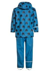 CeLaVi - RAINWEAR SUIT SET - Waterproof jacket - blue - 1