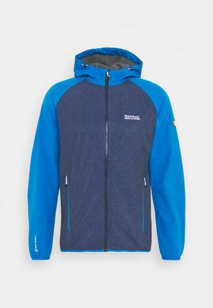 AREC  - Fleecová bunda - blue/dark blue