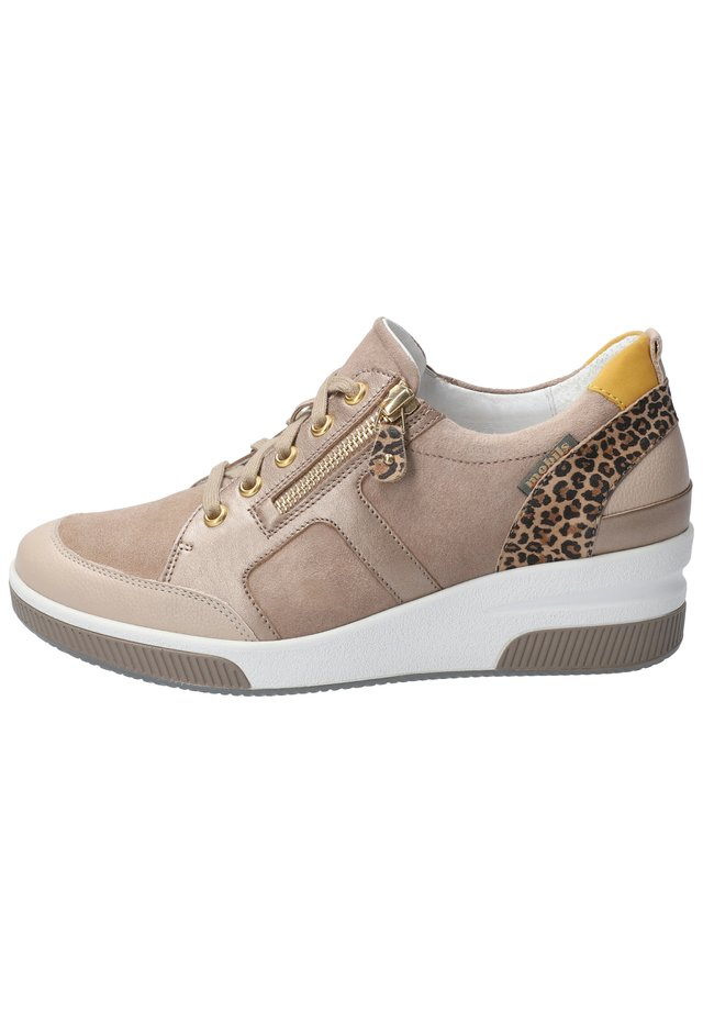 TRUDIE - Trainers - light sand