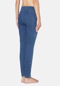 Calzedonia - Leggings - Trousers - blu jeans - 1