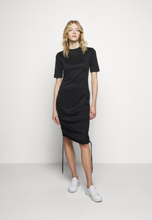 NAKRIS - Jersey dress - black