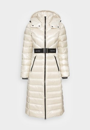 LOFTY COAT - Down coat - bleached stone