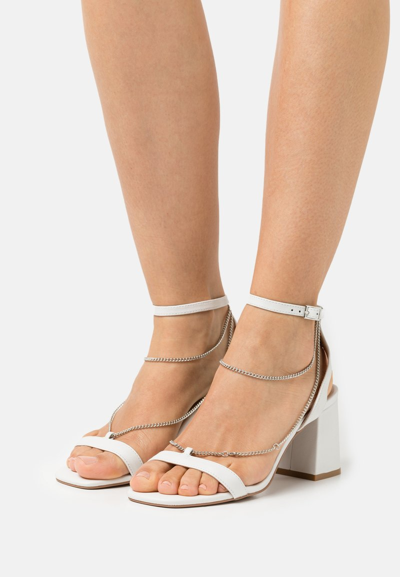 Zign - Sandaler - white