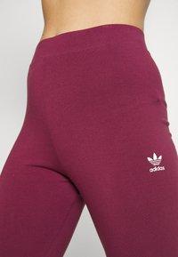 adidas Originals - Leggings - Trousers - victory crimson - 6