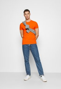 Tommy Hilfiger - T-shirt basic - orange - 1
