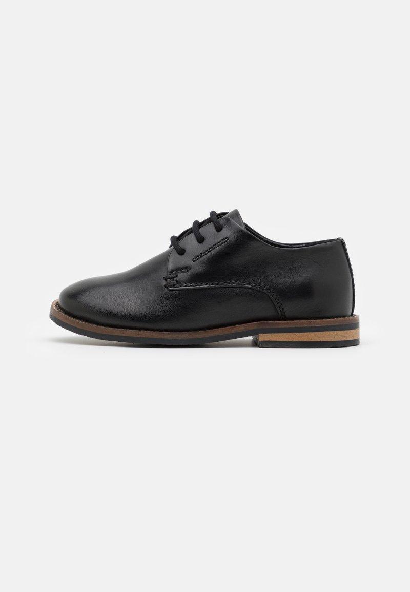 Friboo - LEATHER - Šněrovací boty - black