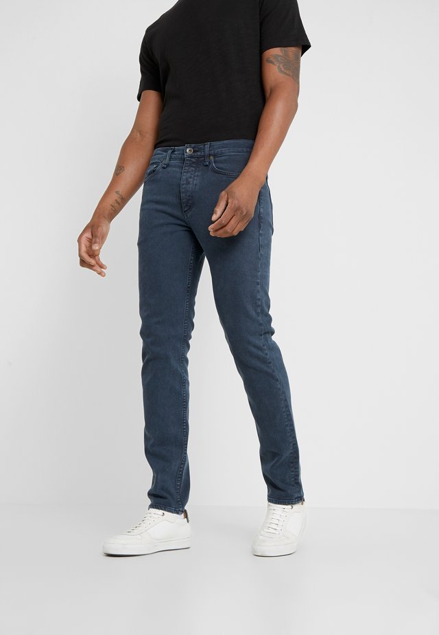 Jeansy Slim Fit - dark french blue