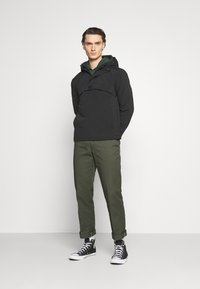 Jack & Jones - JORRAMBLER ANORAK - Windbreaker - black - 1