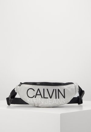 INSTITUTIONAL LOGO WAIST PACK - Bum bag - grey