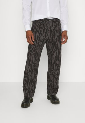 GALAXY SURFACE TROUSERS - Trousers - dark grey