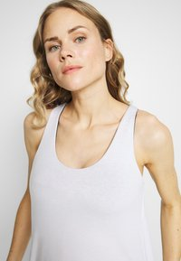 Cotton On Body - STRAPPY 2-IN-1 TANK - Top - white/spray ditsy - 3