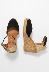Kurt Geiger London - MONTY - High heeled sandals - black - 3