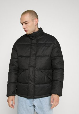 JORFRANK PUFFER JACKET - Winterjas - black