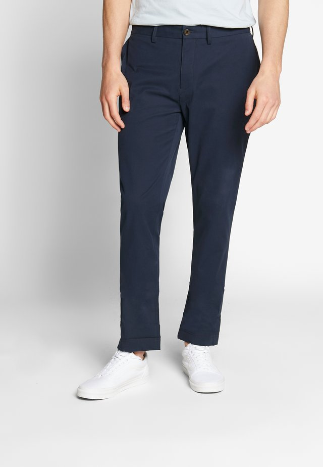 SIGNATURE SLIM  - Chino - dark navy