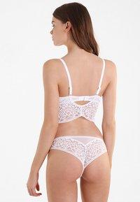 Freya - SOIREE BRAZILIAN  - Slip - white - 2