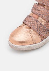 Bisgaard - DENISE - Baskets montantes - rose gold - 5