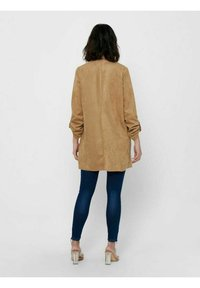 ONLY - Short coat - toasted coconut - 3