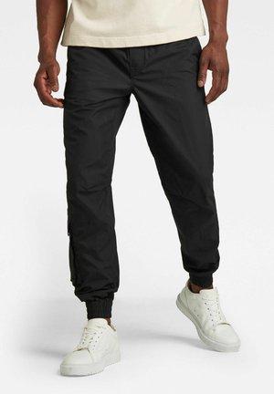 CHINO - Cargo trousers - dk black