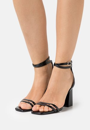 ONLALYX RING  - Sandals - black