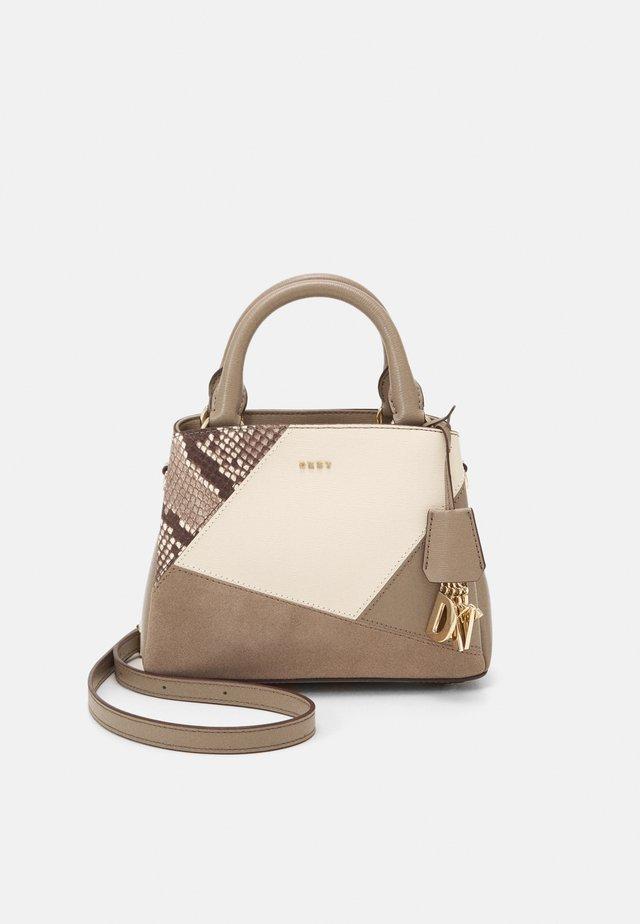 SATCHEL - Handbag - soft clay/multi