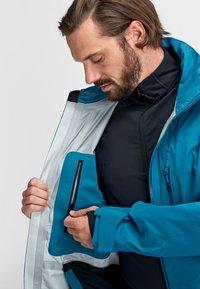 Mammut - STONEY - Ski jacket - sapphire - 7