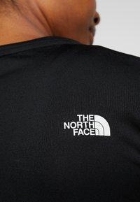 The North Face - TANKEN TANK  - Basic T-shirt - black - 5