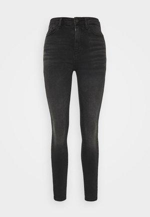 ONLPAOLA LIFE  - Jeans Skinny Fit - dark grey denim