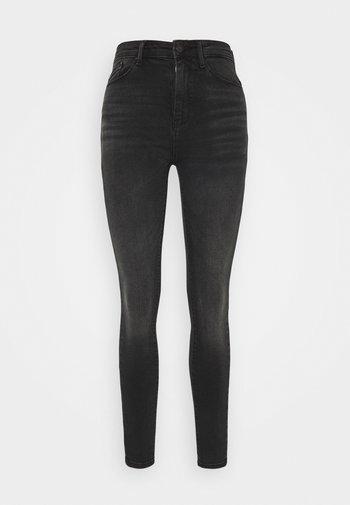 ONLPAOLA LIFE  - Jeans Skinny - dark grey denim