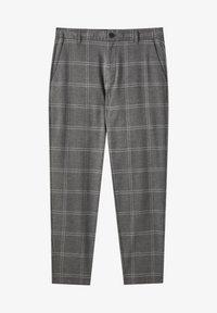 PULL&BEAR - Chinot - mottled grey - 5