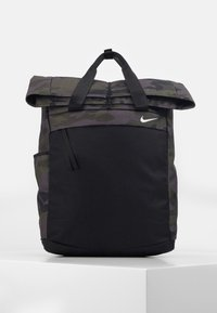 Nike Performance - RADIATE CAMO - Rucksack - /black/white - 1