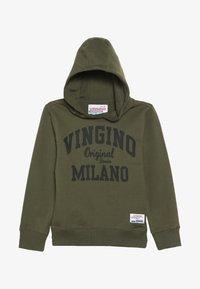 Vingino - MUMFRY - Hættetrøjer - olive night - 3