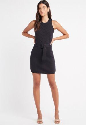 JUPE SANDY - Mini skirt - k marine